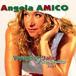 Voyage en italie est une comédie musicale italienne proposées par angela amico dans toute la france
